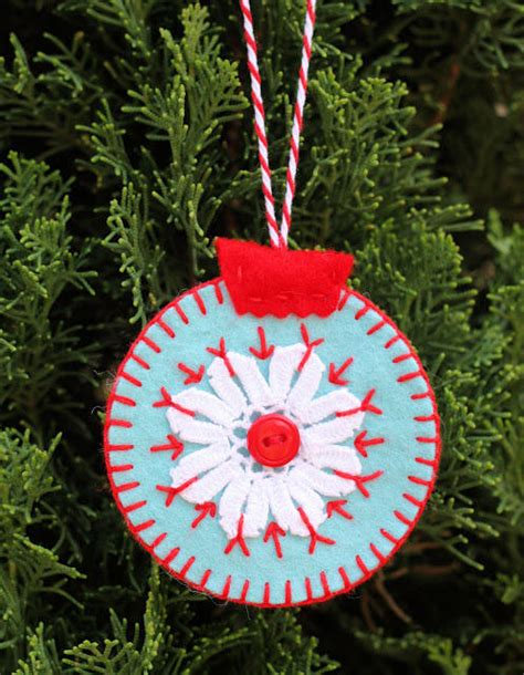 22 gorgeous homemade ornament patterns tip junkie