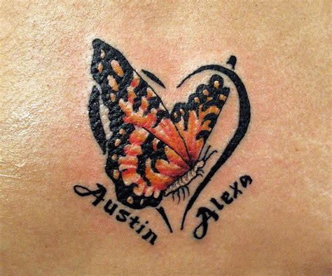 butterfly name tattoos 25 best ideas about butterfly tattoos with names on