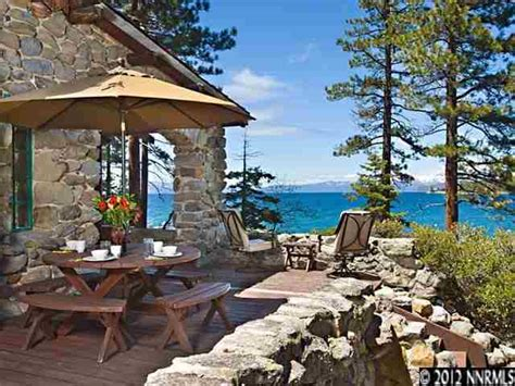 Cabins In Lake Tahoe by Tahoe Cabin Lakefront With More To Offer L