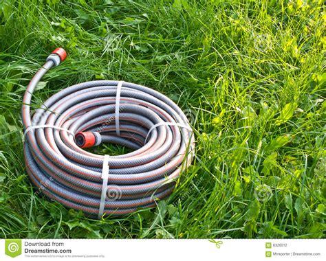 Z Wave Garden Hose Garden Hose Stock Photography Image 6326012
