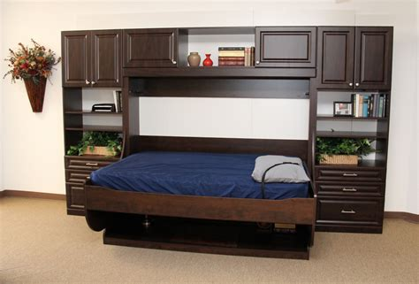 Murphy Bed With In Front by Jacksonville Desk Beds In Jacksonville St Johns Fl