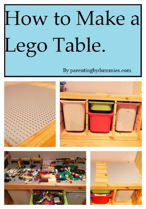 how to make a lego bench homemade lego table with storage car interior design