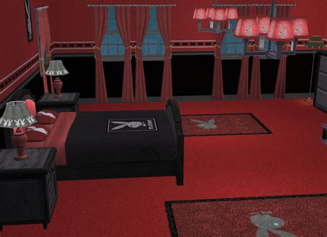 playboy bedroom set mod the sims playboy bedroom complete recolour set