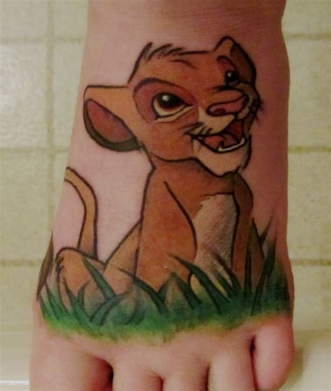 simba tattoo king tattoos 15 of our favourite king