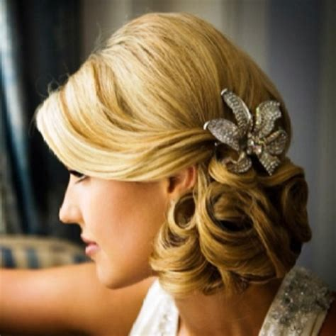 wedding day buns wedding hair beauty photos by bridal 45 side hairstyles for prom to please any taste