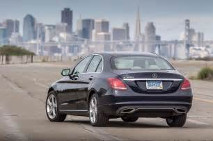 2016 mercedes c class reviews and rating motor trend