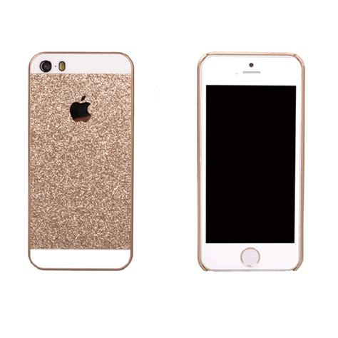 Cover Iphone 5 5s Fashion aliexpress buy fashion bling for iphone 5s 5 4s 4 apple logo luxury gold