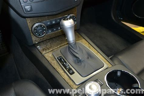 Mercedes Shift Knob Replacement by Mercedes W204 Shift Knob Removal And Replacement