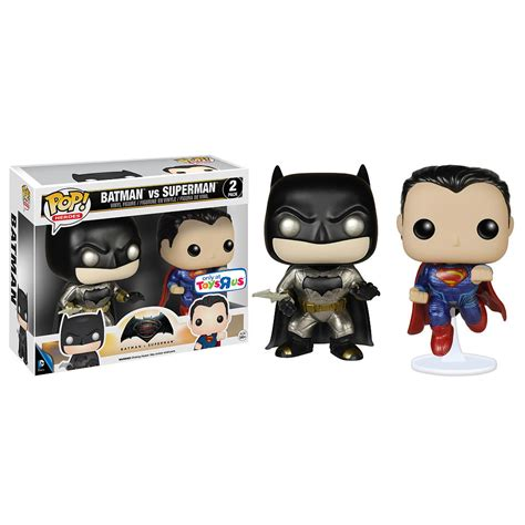 FUNKO POP! BATMAN VS. SUPERMAN   Big Boys Awesome Toys