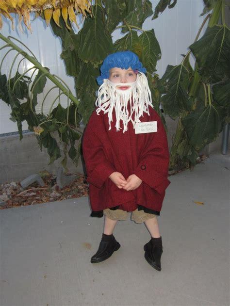 craft phesine leonardo da vinci costume costumes