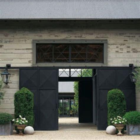Barn Entry Door by Barn Doors Exteriors
