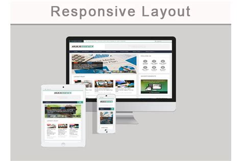 responsive layout maker pro keygen magnews responsive blogger template free softwares