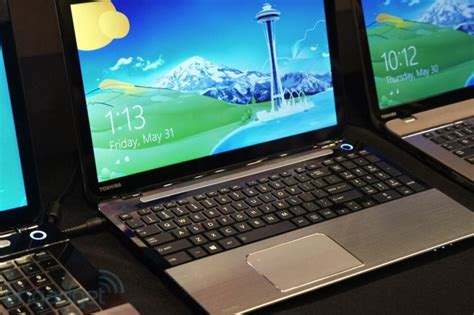 toshiba refreshes its pc lineup with new mainstream notebooks a gaming laptop