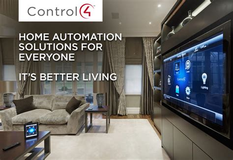control4 home automation oakville burlington