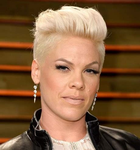 pinks new haircut 2015 p nk hairstyles 2017
