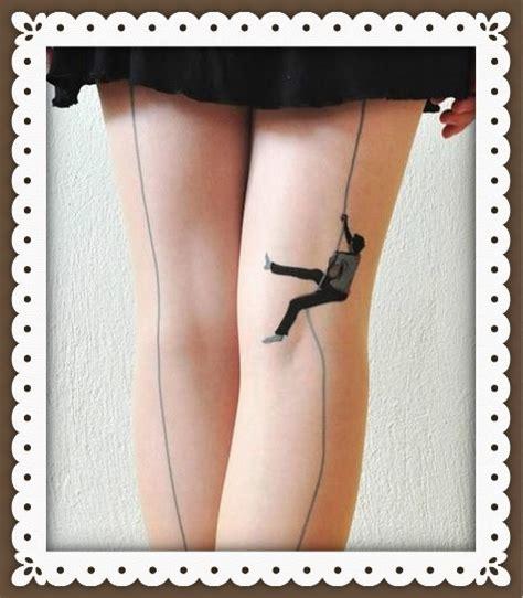 tattoo stockings singapore mountaineering tattoo tights on luulla