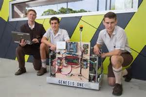 genesis rothwell queensland school becomes in state to compete in