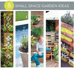Ideas For Small Garden Spaces Roundup 8 Diy Small Space Garden Ideas 187 Curbly Diy Design Decor
