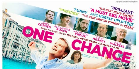 Chance One channel4 one chance
