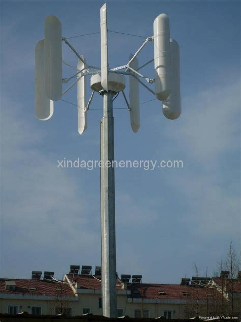 green learn wind turbine vertical diy