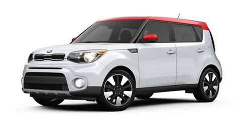 White Kia Soul What Are The Exterior Color Options For The Kia Soul