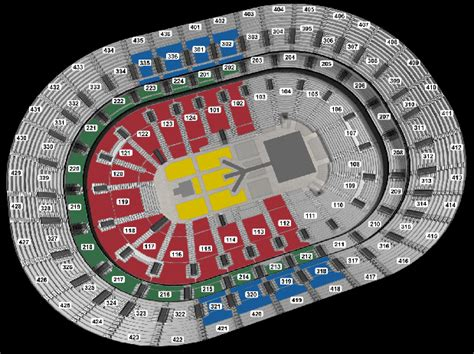 centre bell floor plan centre bell floor plan ufc 124 st pierre vs koscheck