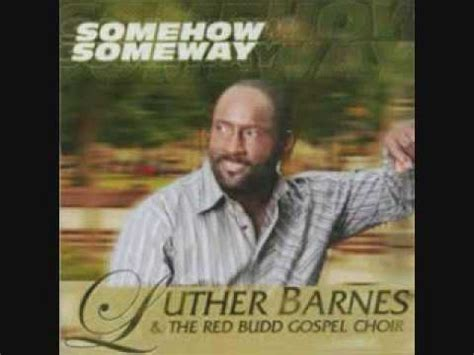 Luther Barnes Spirit Fall Lyrics press my way through funnydog tv