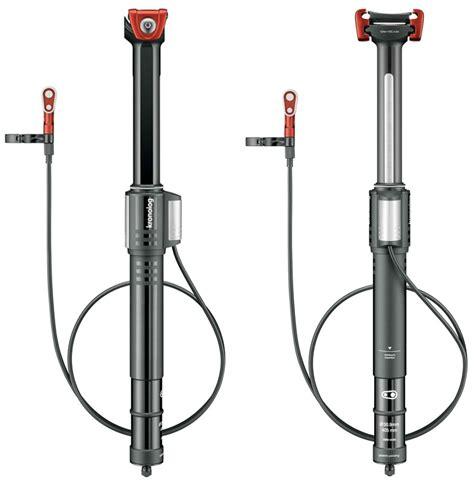 adjustable mtb bike seatpost new crank brothers kronolog adjustable seatpost tech