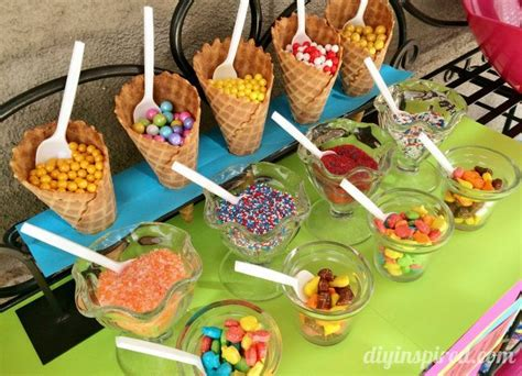 Decorating Games For Adults summertime ice cream party diy ideas diy inspired