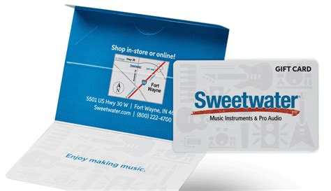 Gift Cards By Mail - gift cards sweetwater