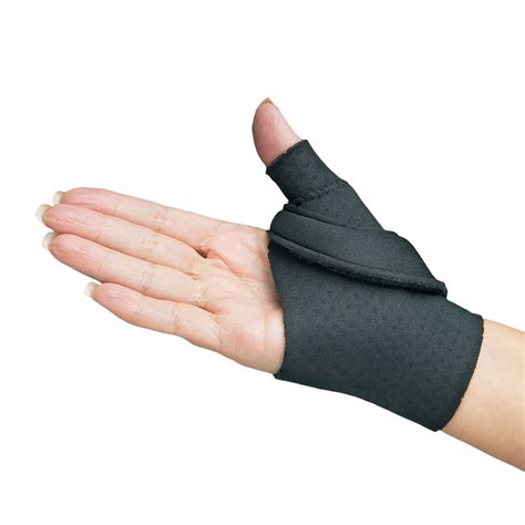 comfort cool brace comfort cool tm thumb cmc abduction splint right medium