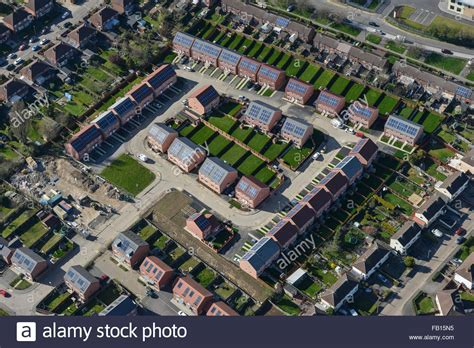 house development stock photos image 1156783 a new infill housing development in the scraptoft area of