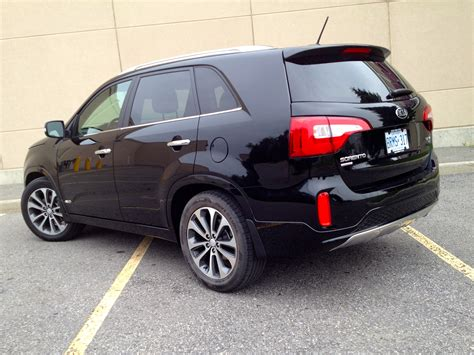 Kia Sorento Towing Capacity 2014 Road Test 2014 Kia Sorento Sx Leblanc S Six