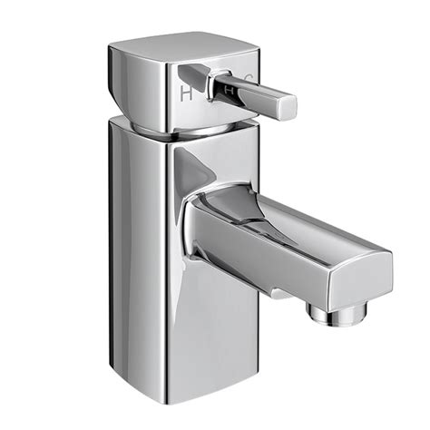 Mixer Neo neo minimalist basin mixer with waste chrome at