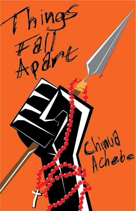 Things Fall Appart by Things Fall Apart Book Cover On Behance