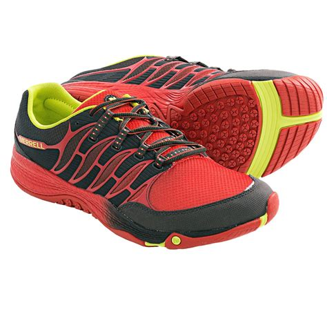 minimal running shoes for wide merrell all out fuse running shoes for save 45