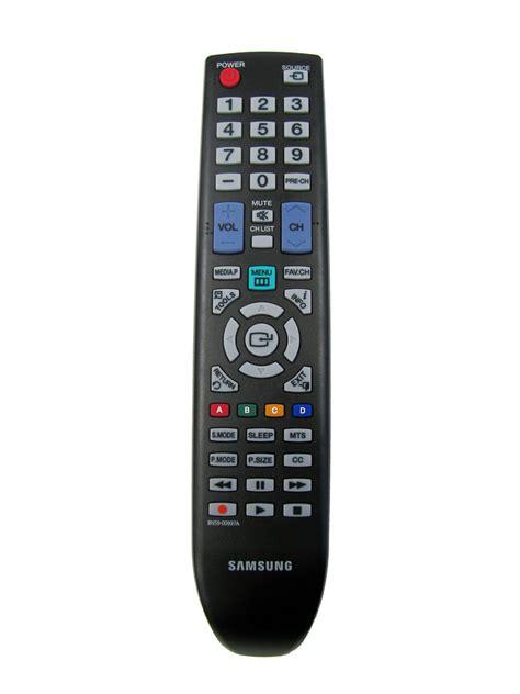 Remot Remote Tv Samsung Original Bn59 00891a original genuine samsung bn59 00997a tv remote ebay