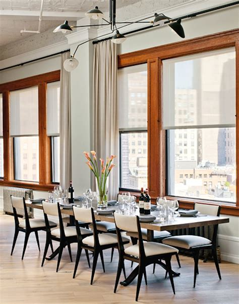Modern Dining Room Nyc by Century Modern Dining Room In New York Ny By Damon Liss