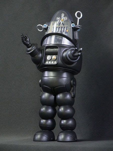 the genuine 7 foot robby the robot hammacher schlemmer robby the robot miniature my dad bought me one he loves