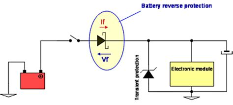 schottky diode current protection select schottky diodes based on avalanche performance embedded