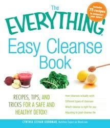 Clean Detox Book by The Everything Easy Cleanse Book Ebook By Cynthia Lechan