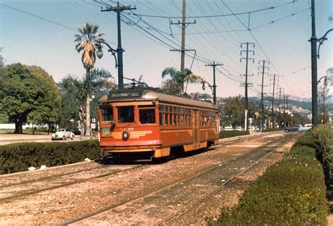 The Electric Railway pacific electric railway