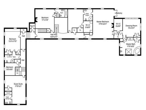 simple ranch house plans awesome l shaped house plans with simple open floor plans