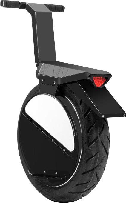 Gyropode 1 roue - Le vélo en image