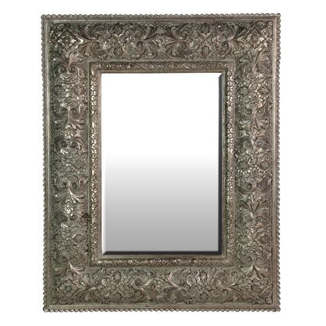 bedroom wall mirrors karma silver wall mirror french bedroom company