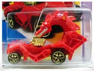 Hot Wheels 2012: Rodzilla ?Year of the Dragon? Edition