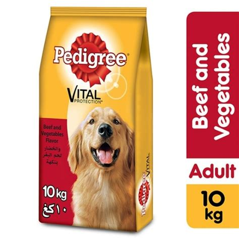 Pedigree 1 15 Kg Beef buy pedigree food beef vegetable 10 kg