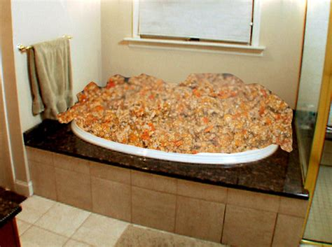 biggest bathtub did i just make the world s biggest taco the city of