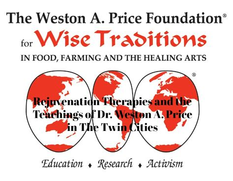 Detox Weston A Price by Rejuvenation Therapies And The Teachings Of Dr Weston A