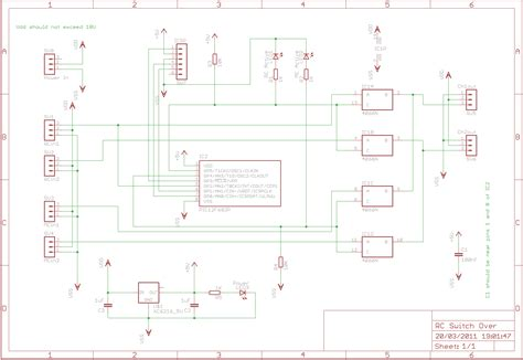 rc helicopter servo wiring wiring and parts diagram